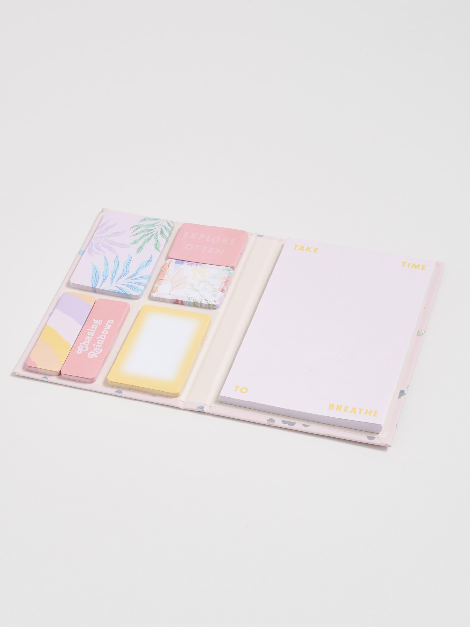 Zestaw karteczek samoprzylepnych - wielobarwny - WR880-MLC - SINSAY - 2